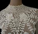блуза, ирландское кружево
