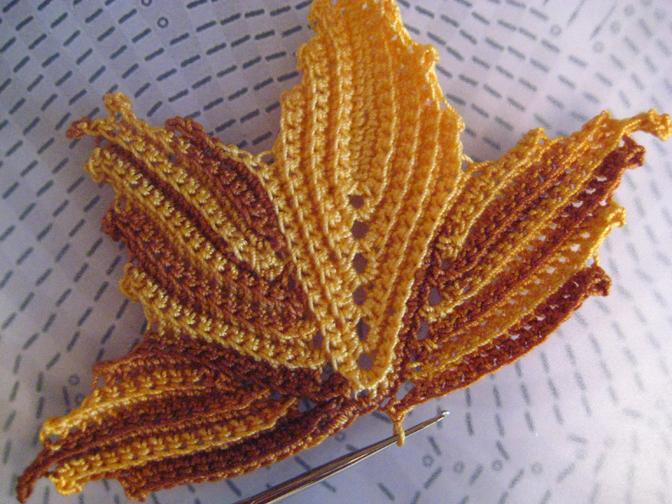 Кленовый листок